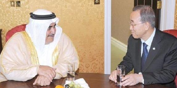 خالد-ال خليفة-بانكي-مون