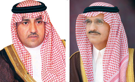 خالد بن بندر بن عبدالعزيز - تركي بن عبدالله بن عبدالعزيز