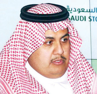 خالد بن عبدالله الحصان مدير تنفيذي لشركة السوق المالية تداول
