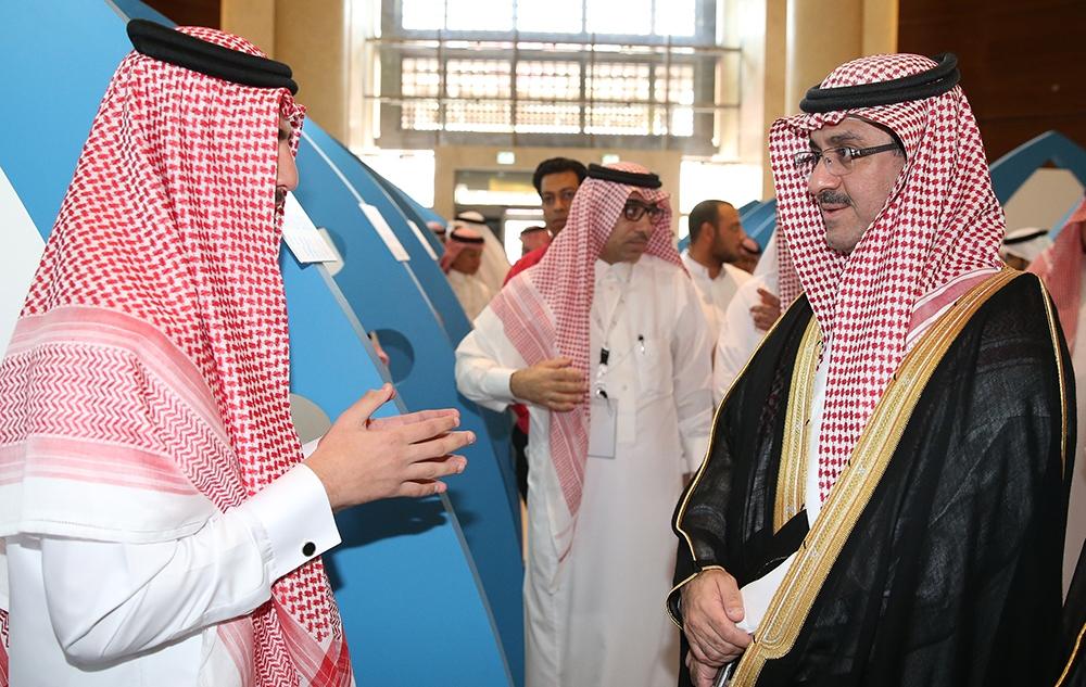 خالد بن عبدالله السبتي انعقاد الأولمبياد الوطني للإبداع العلمي إبداع 2016 (2)
