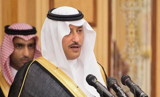 خالد بن فيصل سفير السعودية في الاردن