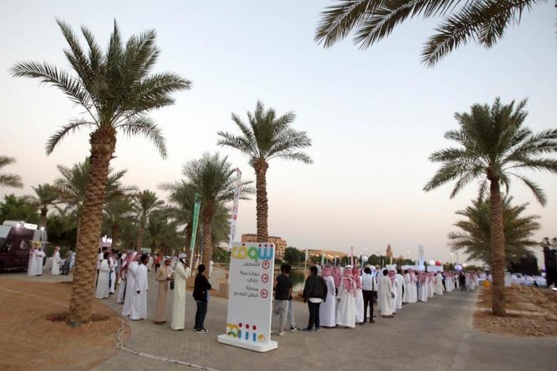 خبر مبادرة إماراتية في السعودية ملتقى شوف 3