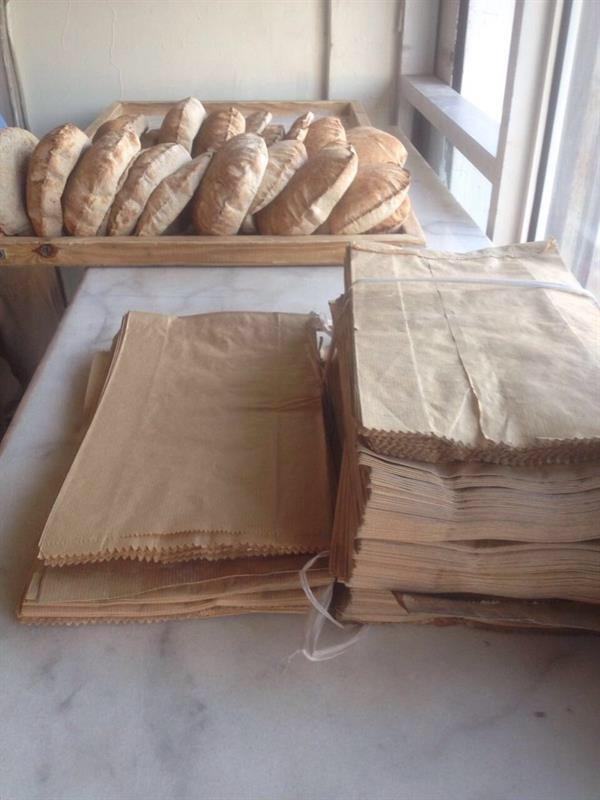 خبز العرضيات