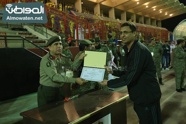 ختام البطولة الرياضية للجوازات (263462801) 