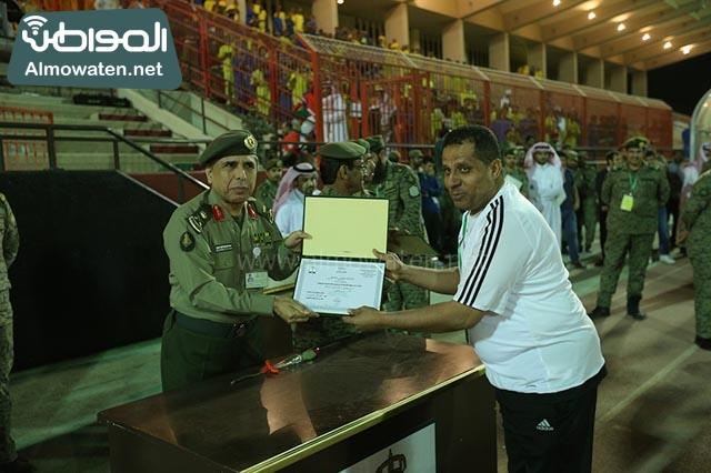 ختام البطولة الرياضية للجوازات (263462802) 