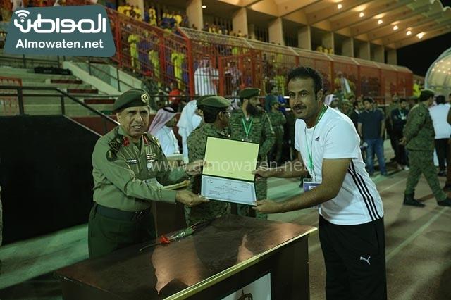 ختام البطولة الرياضية للجوازات (263462806) 