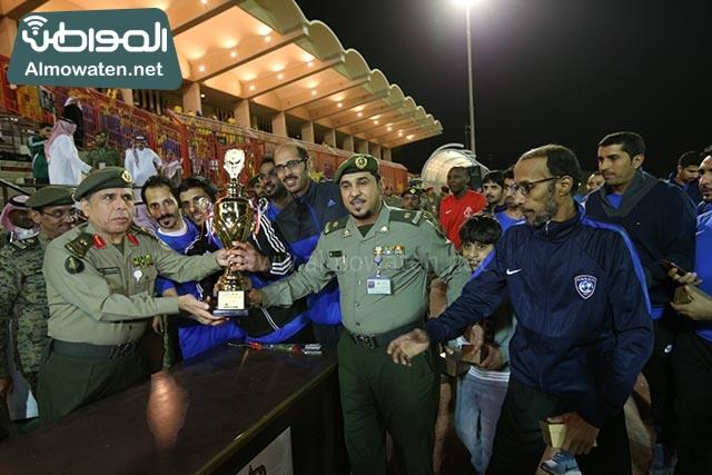 ختام البطولة الرياضية للجوازات (263462842) 