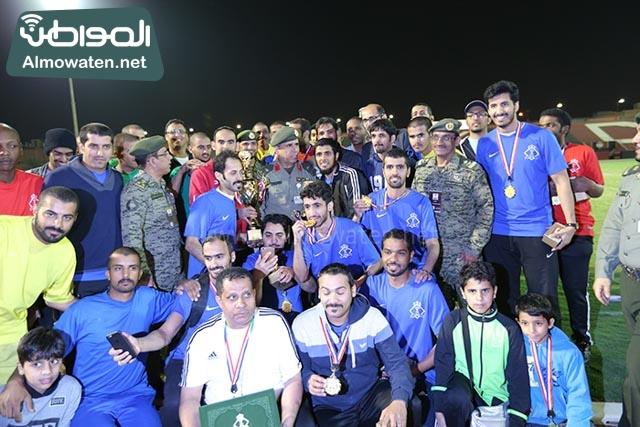 ختام البطولة الرياضية للجوازات (263462854) 