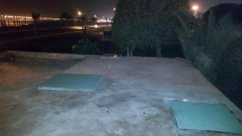 خزان بمنتزه الإسكان  (2)
