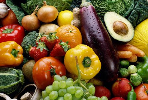 ما علاقة الخضراوات والفاكهة بالوفاة المبكرة؟