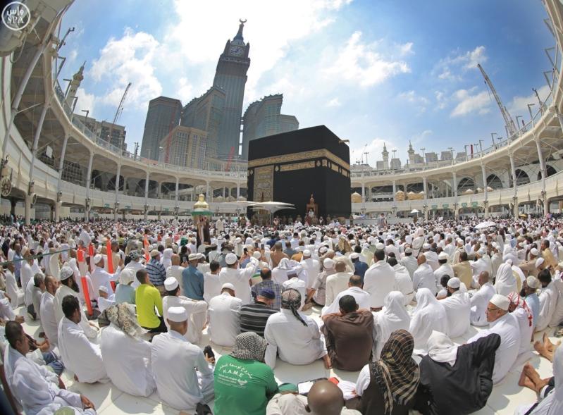 خطبتا الجمعة من المسجد الحرام والمسجد النبوي2