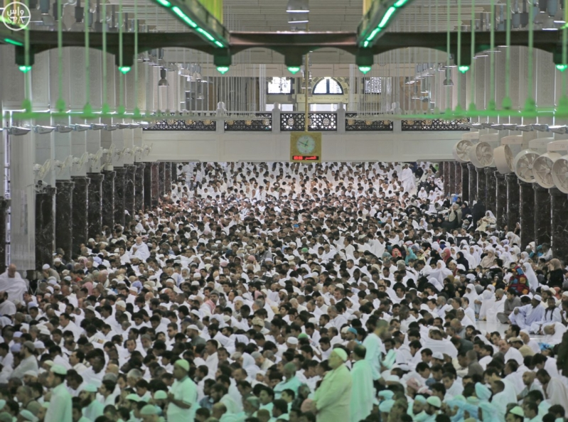 خطبتا الجمعة من المسجد الحرام والمسجد النبوي3