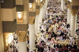 5000 عنصر بشري لخدمة زوار المسجد النبوي - المواطن