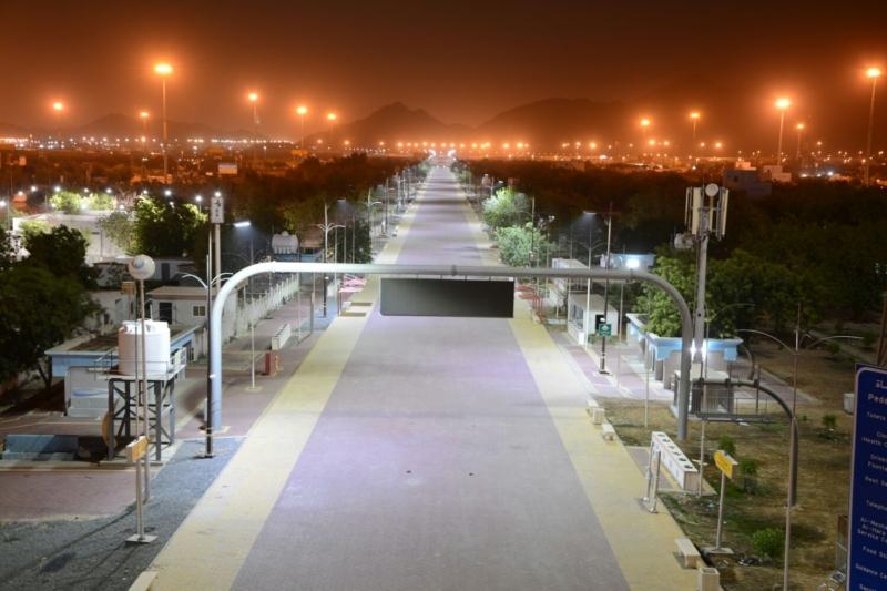 خطة الشؤون البلدية لموسم الحج (5)