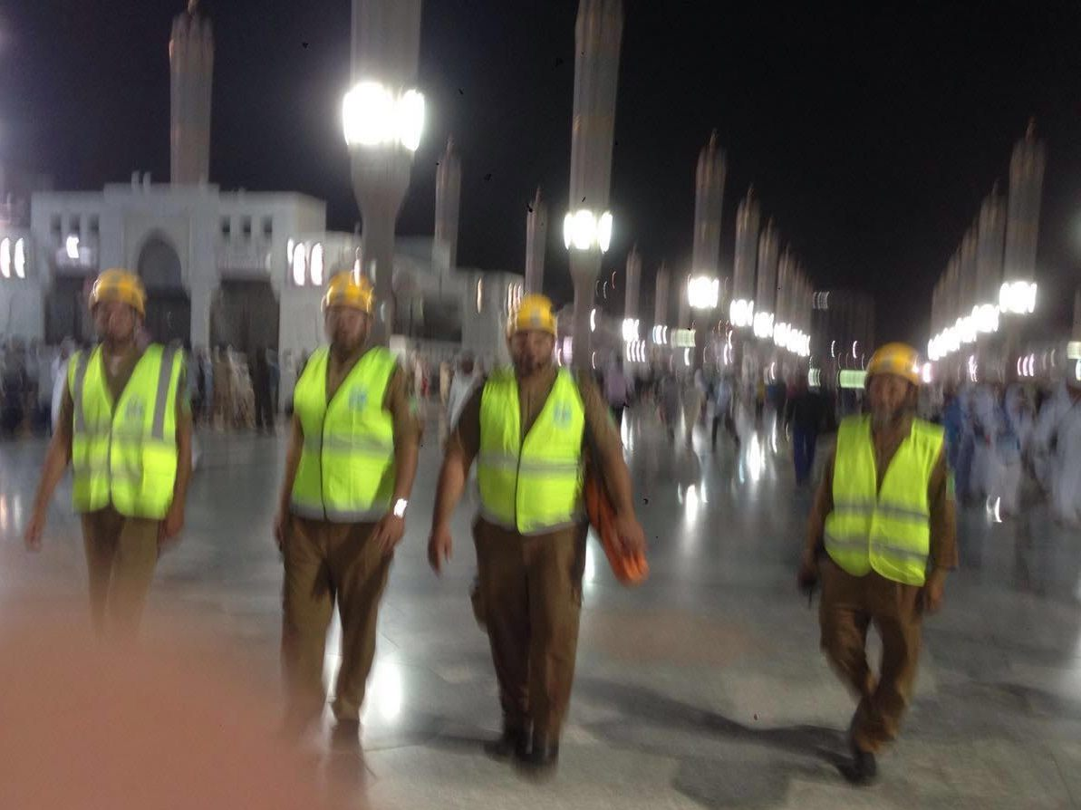 خطة المدني لمواجهة الطوارئ في المدينة المنورة (4)