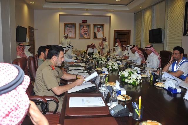 أمير #مكة يوجه بمناقشة خطة #الحج التشغيلية - المواطن
