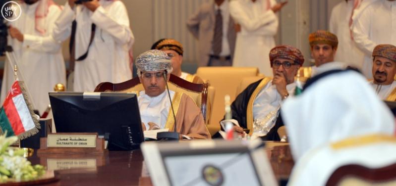 خلال الاجتماع الـ24 لوزراء الإعلام بدول مجلس التعاون الخليجي بالرياض10