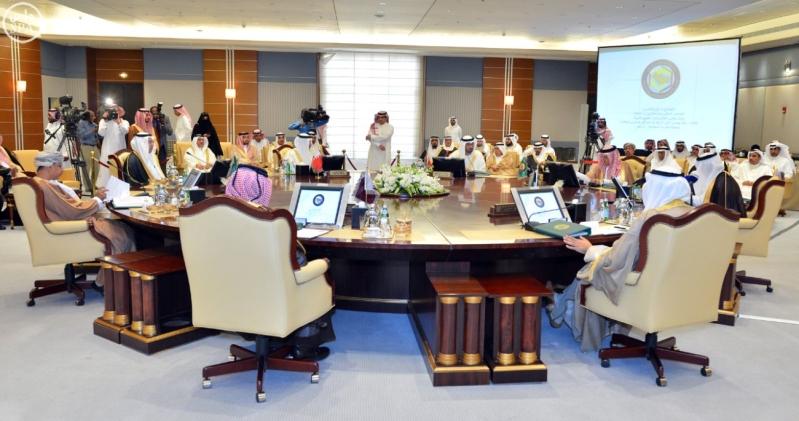خلال الاجتماع الـ24 لوزراء الإعلام بدول مجلس التعاون الخليجي بالرياض3