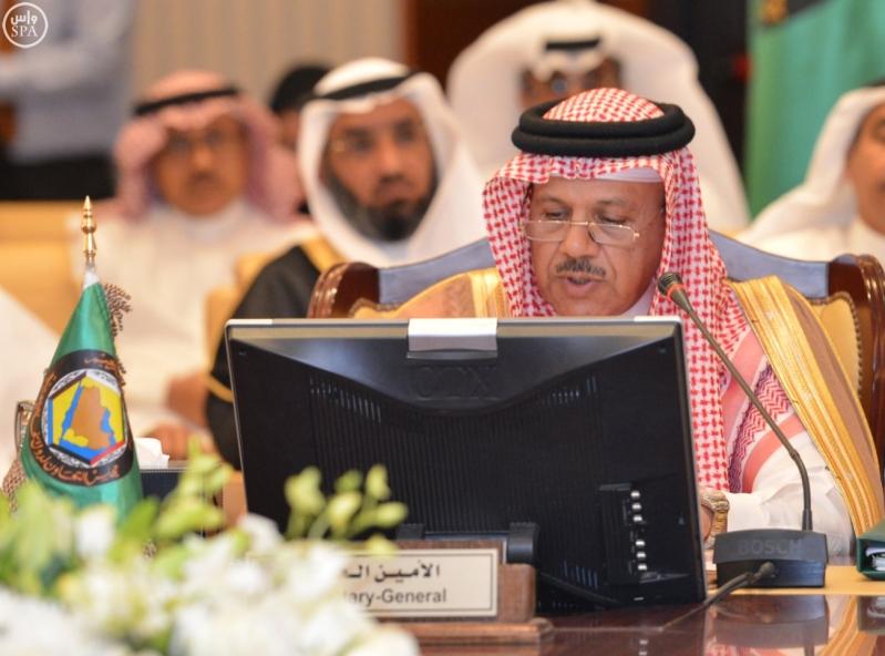 خلال الاجتماع الـ24 لوزراء الإعلام بدول مجلس التعاون الخليجي بالرياض4