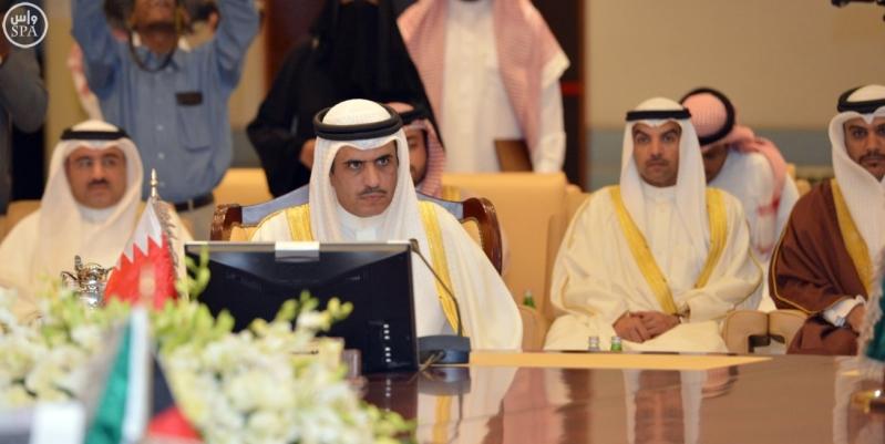 خلال الاجتماع الـ24 لوزراء الإعلام بدول مجلس التعاون الخليجي بالرياض5