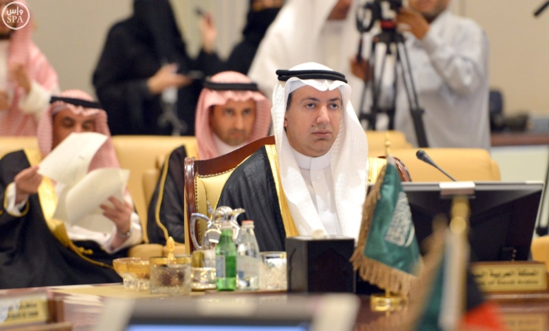 خلال الاجتماع الـ24 لوزراء الإعلام بدول مجلس التعاون الخليجي بالرياض7