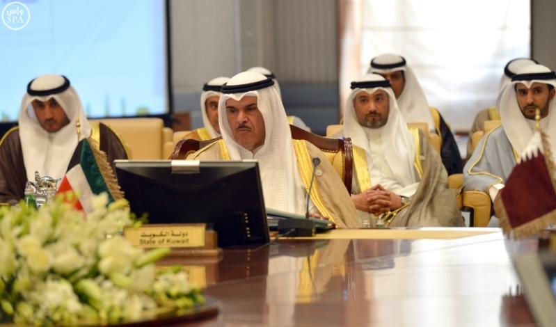 خلال الاجتماع الـ24 لوزراء الإعلام بدول مجلس التعاون الخليجي بالرياض8