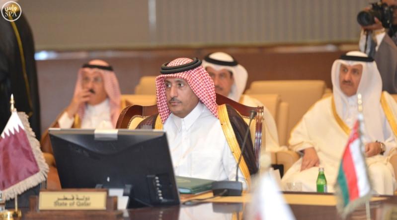 خلال الاجتماع الـ24 لوزراء الإعلام بدول مجلس التعاون الخليجي بالرياض9