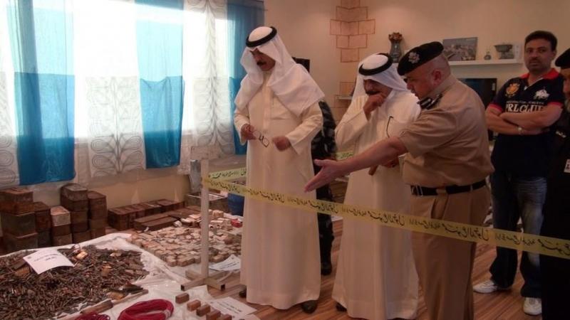 خلية ارهابية بالكويت (2)