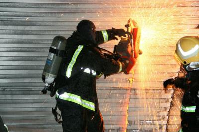 خماد حريق محلات الآثاث12