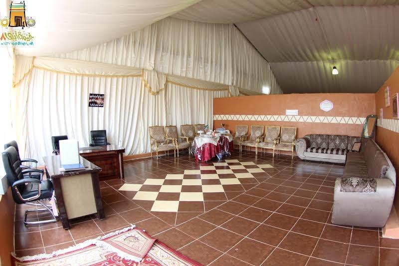خيمة ابها السياحية 2
