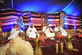 خيمة تعاليل تستضيف مُلاك الإبل والشعراء في مهرجان الملك عبدالعزيز للإبل - المواطن