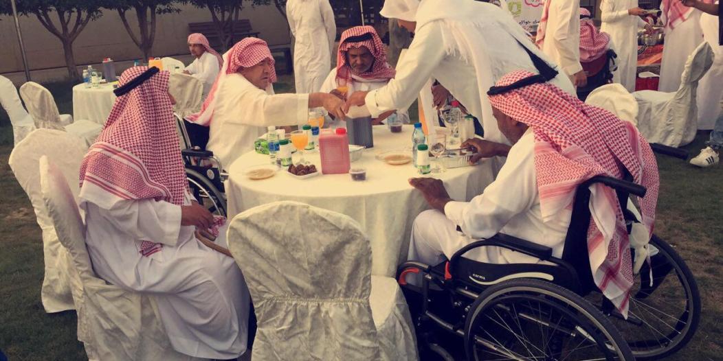 """بالصور.. """"مسنين الرياض"""" تستهدف 73 مستفيدًا ببرامج اجتماعة وثقافية"""