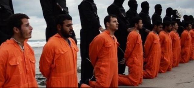 داعش-تعدم
