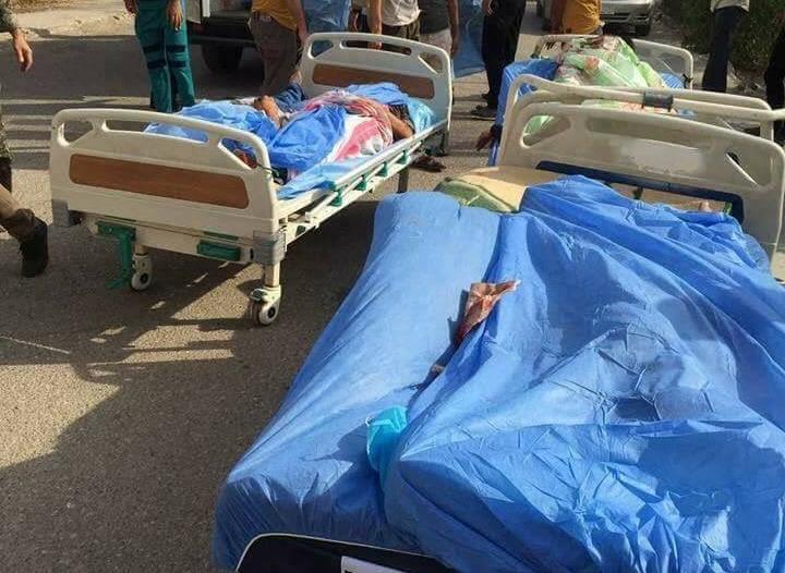 مقتل وإصابة 130 في هجوم داعشي بالعراق