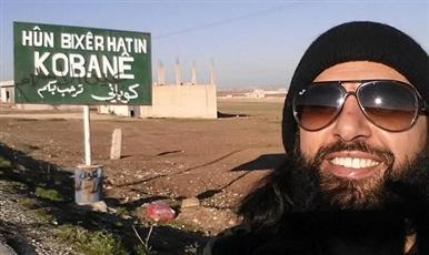 """صورة سيلفي """"تدمر"""" مقرا لداعش في سوريا"""
