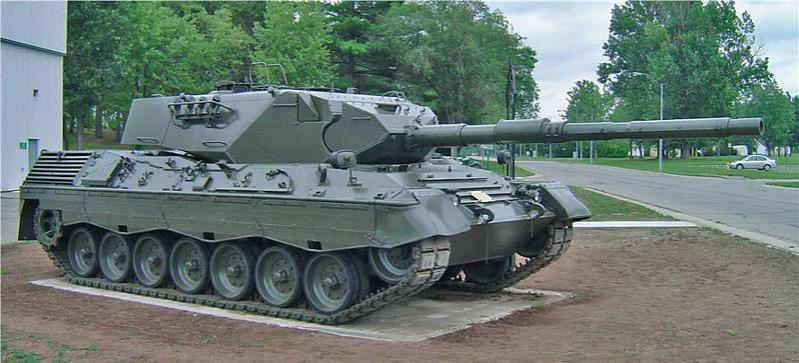 دبابات المانية
