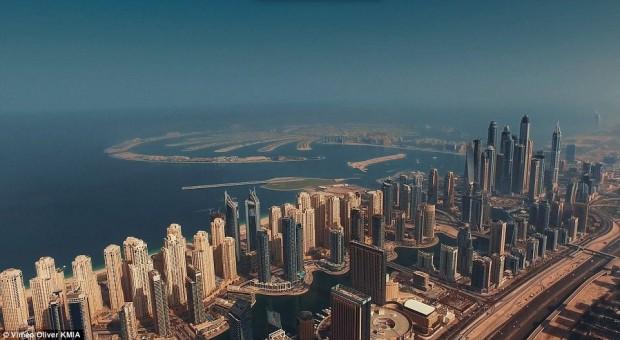 بالفيديو: دبي كما لم تشاهدها من قبل من طائرة بدون طيار - المواطن