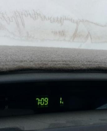 درجات الحرارة في الباحة من الصفر المئوي  (3)