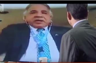 لحظة منع وطرد دشتي من قاعة حقوق الإنسان بجنيف على الهواء بعد مهاجمة المملكة - المواطن