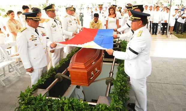 دفن الديكتاتور1