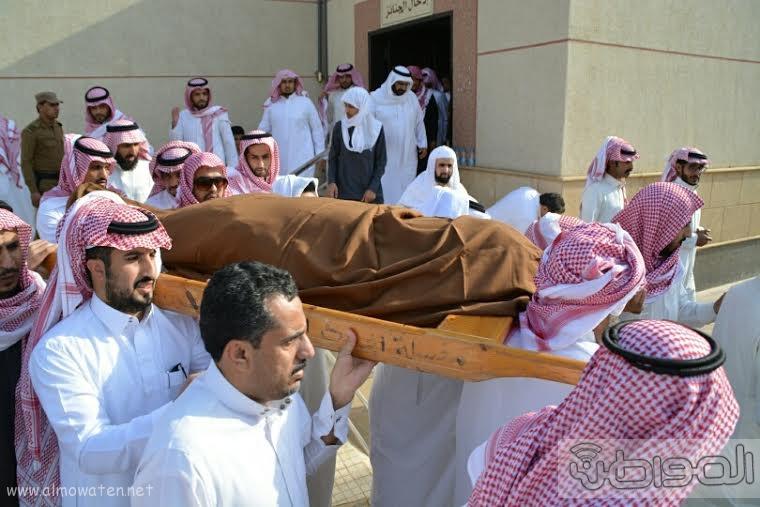 دفن العسيري17