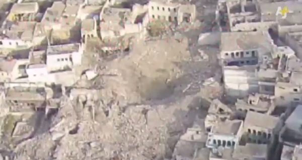 دمار-حلب1