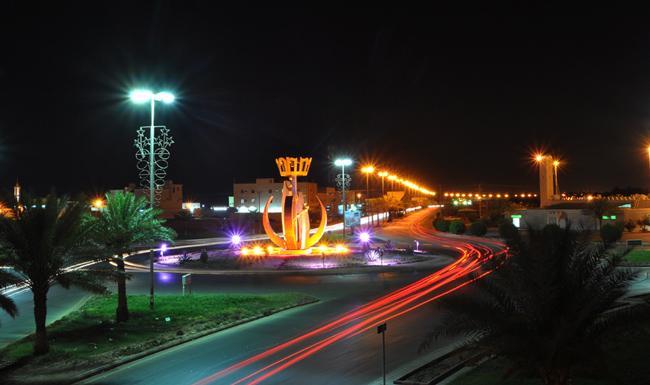 دوار تاج الصحة - سكاكا الجوف - حي الطوير