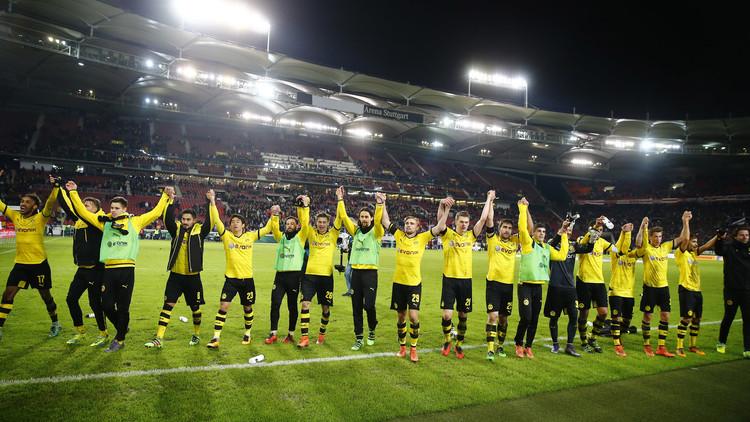 دورتموند وبريمن إلى المربع الذهبي لكأس ألمانيا