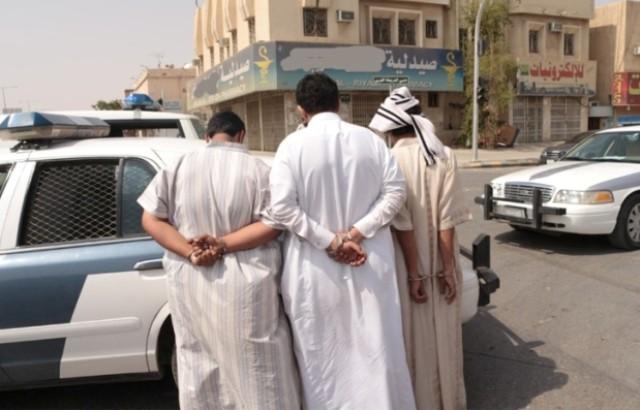 دوريات-امن-الرياض-تطيح-بجناه