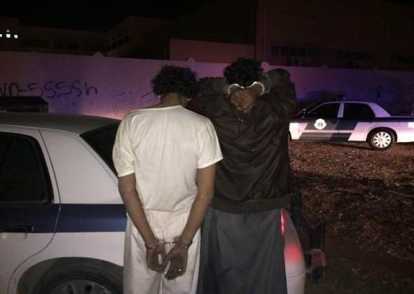 دوريات-امن-الرياض-تقبض-بلصي-الادوية 1
