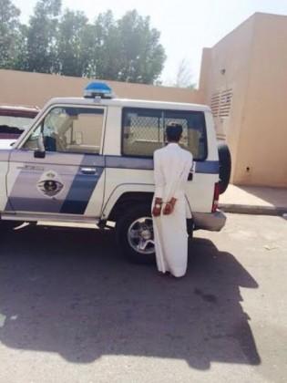 دوريات امن الرياض