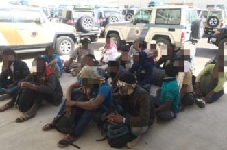 بالصور.. ضبط ١٠١١ مخالفاً في الرياض خلال 24 ساعة - المواطن