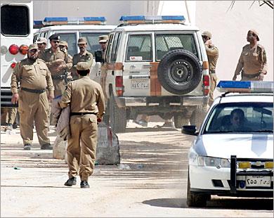 دوريات قوات الأمن الامن امان القبض