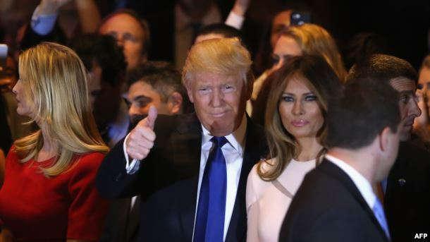 دونالد ترامب رئيسا لامريكا (2)